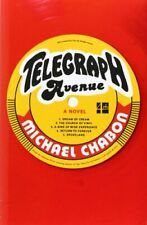 Telegraph Avenue by Chabon, Michael Hardback Book The Cheap Fast Free Post