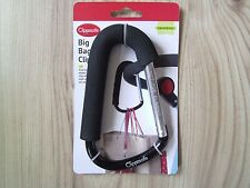 Clippasafe Stroller Hook Carabiner Pram/Pushchair/Stroller/B uggy Big Clip Hook