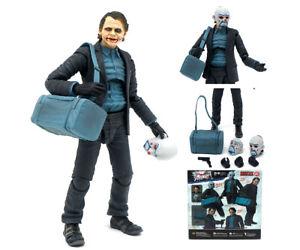 DC Vallain Batman 6'' The Joker Dark Knight Model Action Figure Toy Set Gift