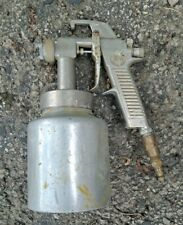 Vintage Paint Speedy 3 Way Sprayer Gun Stainless Heavy Duty 331-A WR Brown Corp.