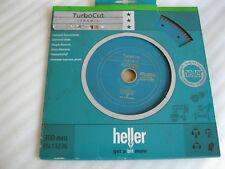 HELLER Disco de corte diamante turbo Cut cerámica 300 x 25,4/30mm