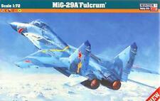 HALF PRICE! MiG-29 A (GERMAN, POLISH, SLOVAK & UKRAINIAN MKGS) 1/72 MISTERCRAFT