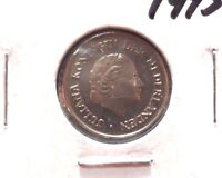 CIRCULATED 1975 25 CENT NETHERLANDS COIN! (71215)