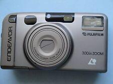 Fuji Fujifilm Fotonex 300ix Zoom Luxury film camera with Fujinon Super EBC lens