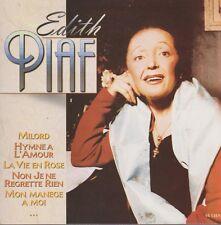 Edith Piaf same (Milord, toujour aimer, le Vieux pianoforte) 1997 Laserlight CD Album