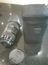Sigma 18-35mm F1.8 DC HSM Lente 'a' - Ajuste Pentax