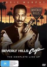 Beverly Hills Cop / Beverly Hills Cop II / Beverly Hills Cop III (DVD, 2019, 3-Disc Set)