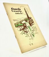 Henry Anderson LAFLER / ALAMEDA COUNTY 1915 The Ideal Place for Your 1st Edition