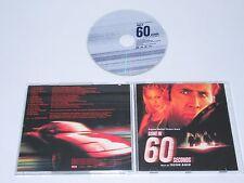TREVOR RABIN/GONE IN 60 SECONDS - OMP SCORE(VOLCANO CPC8-1126) JAPAN CD ALBUM