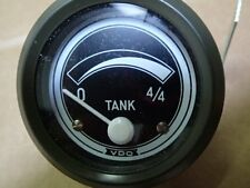 Jauge Carburant VDO Manomètre 60mm Vert Unimog 411 DB VW 12 Volt 12V NOS