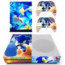 Sonic the Hedgehog Vinyl Skin Decals Stickers for Xbox One S Console Controllers