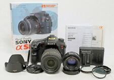 Sony A77 24MP DSLR w/ Tamron 18-250mm & Minolta 50mm Lens - MUST READ! (0040)
