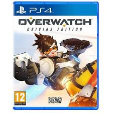 Overwatch PS4 (Origins Edition) for PlayStation 4 PS4 New & SEALED