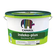 CAPAROL INDEKO-PLUS 12.5 Liter WEISS stumpfmatt hochdeckende Premium Innenfarbe