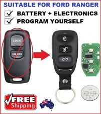 KEYLESS ENTRY Remote Suitable for FORD RANGER REMOTE PJ PK  2006 - 2011