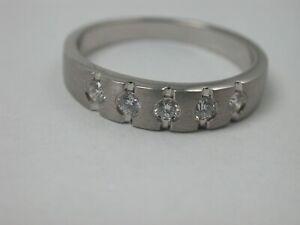 edler Brillant Designer Ring Platin 950  - ungetragen