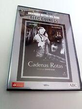 "DVD ""CADENAS ROTAS"" COMO NUEVO DAVID LEAN JOHN MILLS ALEC GUINESS"