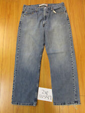 Used 559 relaxed straight grunge levi's jean tag 36x30 meas 34x29.5 zip11549