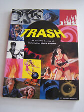 THE GRAPHIC GENIUS OF MOVIE POSTER ,TRASH LIVRE D 'AFFICHES DE CINEMA IN ENGLISH