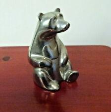 Rare Royal Selangor Sun Bear Figure - The Rimba Collection - Endangered Species