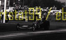 Don Garlits' Wynns Charger Front Engine Dragster - Vintage 35mm Race Negative