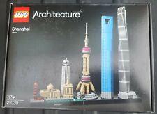 LEGO Architecture / Architektur Shanghai - 21039 Neu und OVP