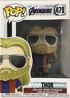 Funko Pop! Marvel: Avengers Endgame - Casual Thor Vinyl Figure