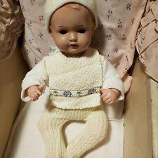 Niedliche alte Baby Puppe