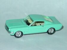 1965 65 FORD MUSTANG 2+2 COUPE COLLECTIBLE MUSCLE CAR -Light Blue