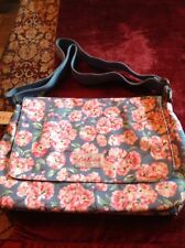 Genuine CATH KIDSTON Blossom Bunch Floral Biker Messenger Bag NEW with Tags