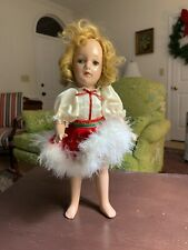 antique doll w/skating costume