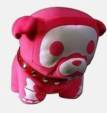 Toynami – Skelanimal – Lovestruck-Peluche MAX-Jouet Doux Max le bull dog 20 cm