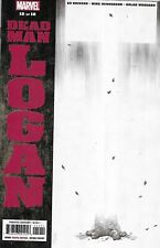Dead Man Logan Issue 12 First Full Appearance of Danielle Cage as Thor Cover A