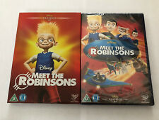MEET THE ROBINSONS DISNEY CLASSICS DVD & LIMITED EDITION O RING SLIP COVER