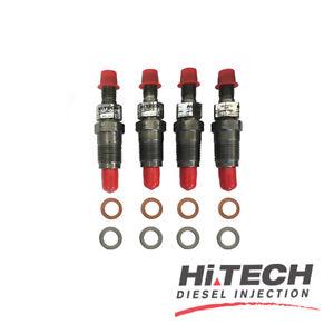 Mitsubishi Pajero NJ 4M40 injectors (set of 4) 105078-0180-04 /  78-0181-04