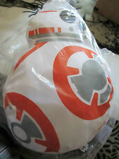 Star wars the force awakens BB-8,  15 inches tall figure pillow
