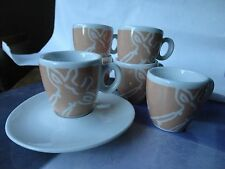 Espresso cafe coffee set rare limited edition jungle collection by Laura Fiume