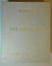 Homer: Die Odyssee Marc Chagall