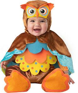 Hootie Cutie Owl CHILD Baby Infant Boys Girls Costume NEW