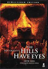 The Hills Have Eyes (1977) - 2 Discs & Uncut !