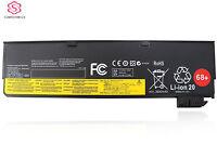 68+ Battery For Lenovo T440s T450 T450s T550 W550s X240 X250 0C52862 0C52861