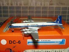 Sabena DC-6 (OO-CTK), Modell, 1:400 Aeroclassics