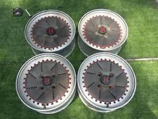 "JDM rays C1 carbon fiber cf 15"" rims wheels 114.3X4 dc2 ke70 ssr engineering"