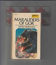JOHN NORMAN pb Marauders of Gor No. 9 S&M counter-earth Kelly Freas