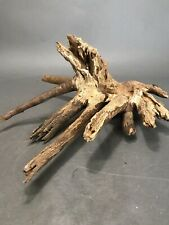 """New listing Natural Driftwood Fish Aquarium Aquascapes Root Reptile Tank Terrarium 15"""" W"""