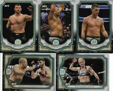 2018 Topps UFC Museum Collection Cards Pick from List Free Shipping UFC