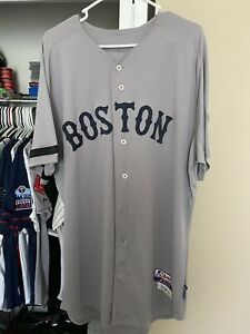 Brandon Snyder 2013 game used/issued Boston Red Sox jersey W/armband