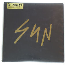 "CAT POWER - Sun **Deluxe Vinyl-2LP + Bonus 7""-Vinyl**MP3-Code incl.**NEW**"