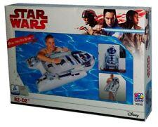Star Wars R2-D2 Luftmatratze mit zwei Haltegriffen 116 x 73 x 20 cm