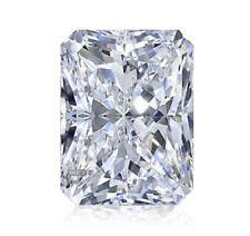 1.15 Ct Radiant Cut Brilliant White Natural Loose Diamond Color G Clarity I1